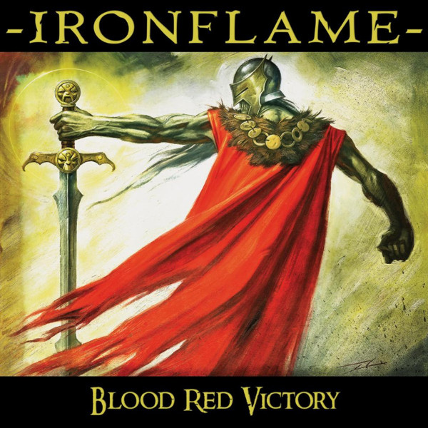 Ironflame – Blood Red Victory